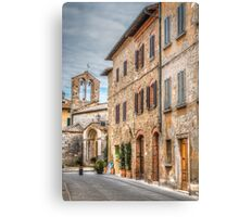 Toscana Bell Tower Canvas Print