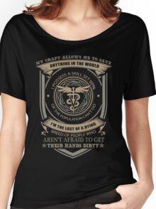 vet tech baby vet tech superhero Vet Tech T Shirts Vet Tech T Shirt Id Women's Relaxed Fit T-Shirt