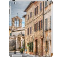 Toscana Bell Tower iPad Case/Skin