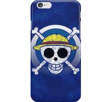 Mugiwara iPhone Case/Skin