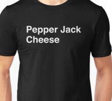 Pepper Jack Cheese Unisex T-Shirt