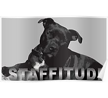 Staffitude Poster