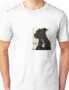 Staffy Dog Unisex T-Shirt