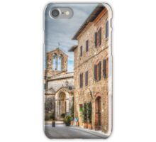 Toscana Bell Tower iPhone Case/Skin