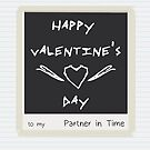 Partner in Time - Card Simple by SallyDiamonds