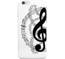 cover music iPhone Case/Skin