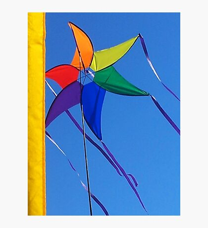 Colour High Photographic Print