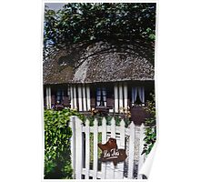 Paysages Normandie LOVE  landscapes 20 (c)(h) canon eos 5 by Olao-Olavia / Okaio Créations   1985 Poster