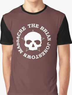 The Brian Jonestown Massacre, Alternative Skull Logo Graphic T-Shirt