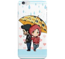 Under my Umbrella (Reverse version) iPhone Case/Skin