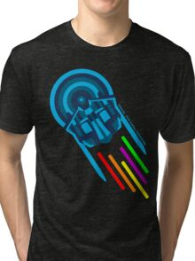 Space, The Final Frontier Tri-blend T-Shirt