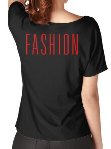 Fashion Women's Relaxed Fit T-Shirt
