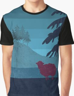Sheep you are not alone Graphic T-Shirt