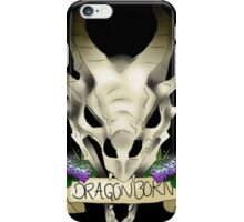 dragon's blood iPhone Case/Skin