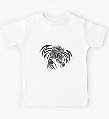 Wild animal tattoo Kids Tee