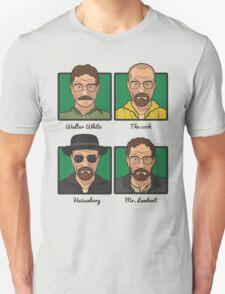 Breaking Bad - Walter White T-Shirt