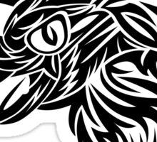 Wild bird tattoo Sticker
