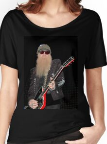 Billy Gibbons Women's Relaxed Fit T-Shirt