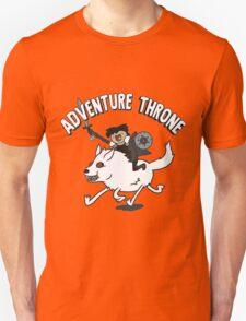 Adventure Throne Unisex T-Shirt