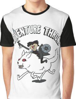Adventure Throne Graphic T-Shirt