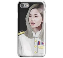 Military Jeonghan  iPhone Case/Skin