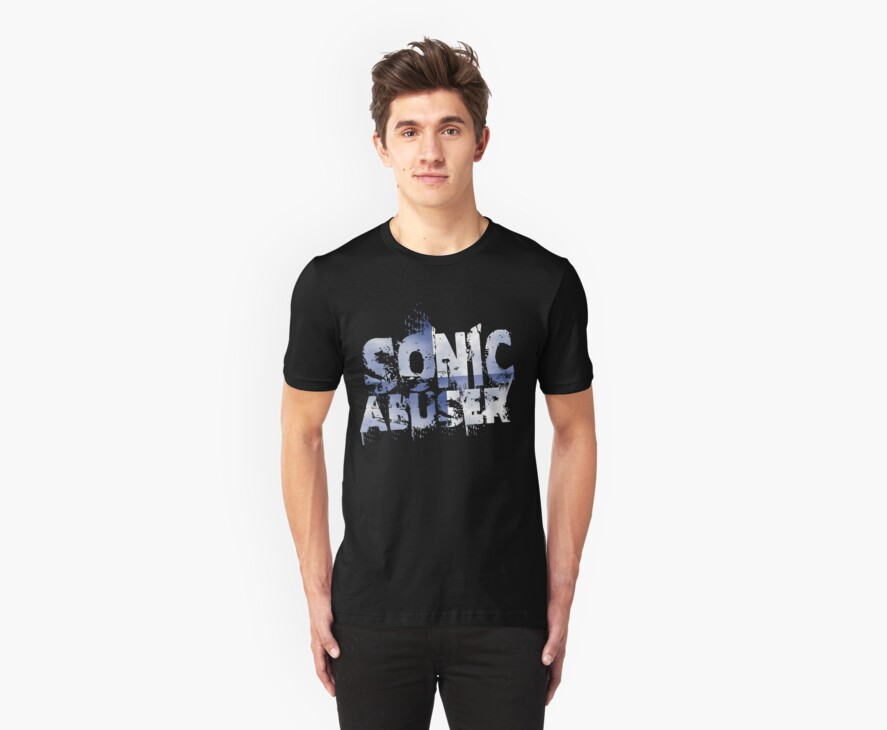 Sonic Abuser Blue by himmstudios