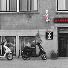 Old time barber shop by Thea 65