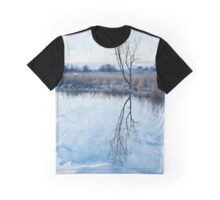 River Ant Graphic T-Shirt