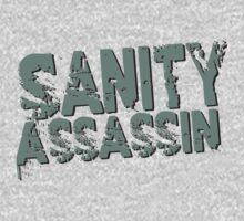 Sanity Assassin One Piece - Short Sleeve