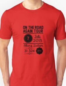 7th february - Allianz Stadium T-Shirt