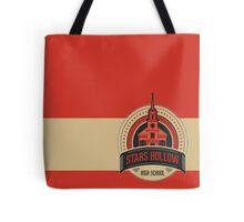 Gilmore Girls-Stars Hollow high school Tote Bag