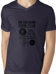 8th february - Allianz Stadium OTRA Mens V-Neck T-Shirt
