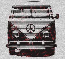 VW Kombi One Piece - Long Sleeve