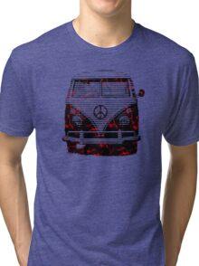 VW Kombi Tri-blend T-Shirt