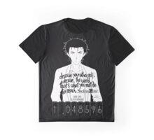 Reach the Steins;Gate Graphic T-Shirt