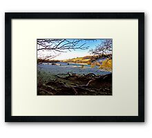 Beauty To Behold. Framed Print