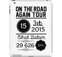 15th February - Etihad Stadium OTRA iPad Case/Skin