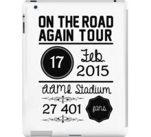 17th February - AAMI Stadium OTRA iPad Case/Skin