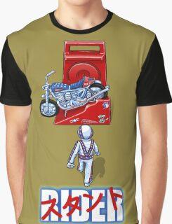 Stunt Rider Graphic T-Shirt