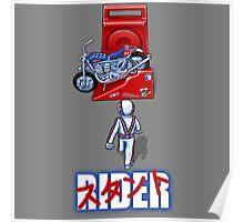 Stunt Rider Poster