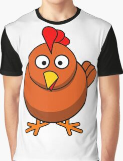 chicken Graphic T-Shirt