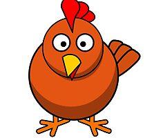 chicken by jack cervantez