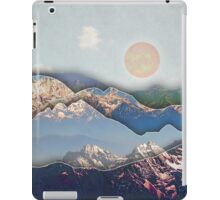 Rolling Mountains iPad Case/Skin
