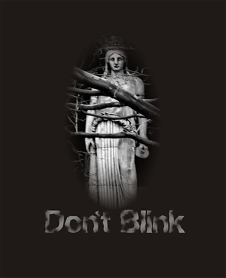 Don't Blink Weeping Angel  by himmstudios