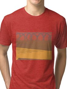 Abstract Thinking Series 10 Tri-blend T-Shirt