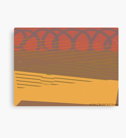 Abstract Thinking Series 10 Canvas Print