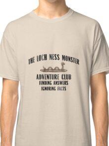 Loch Ness Monster Adventure Club - Simon Lewis Shirt Classic T-Shirt