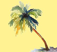 Palm Tree by Costeen