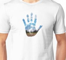 Earth Print Unisex T-Shirt