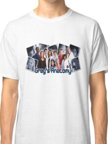 grey's anatomy-original cast Classic T-Shirt